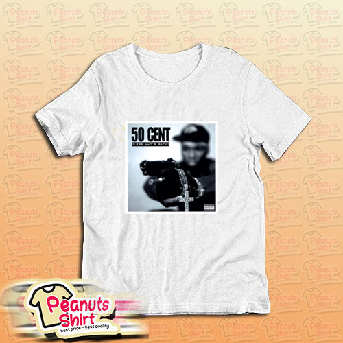 50 Cent Guess Who Is Albums T-Shirt