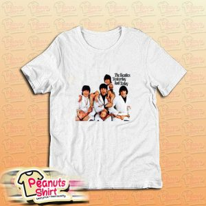 60s The Beatles Butcher Cover Yesterday And Today T-Shirt