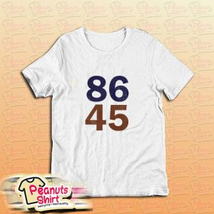 8645 Number T-Shirt