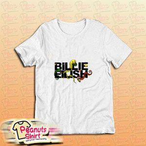 Billie Eilish Snake T-Shirt