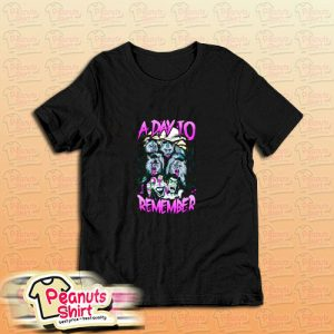 A Day To Remember Wolf T-Shirt