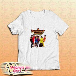 A Different World Show T-Shirt