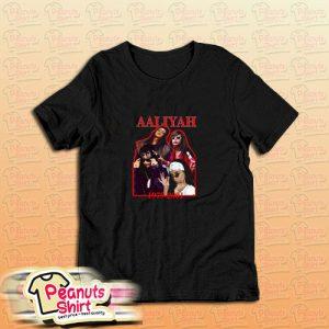 Aaliyah 1979 2001 T-Shirt