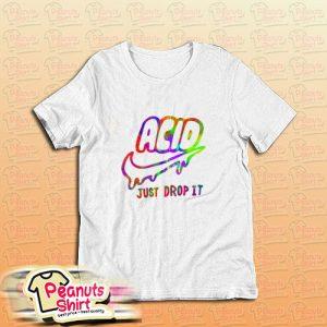 Acid Drop It Tie Dye T-Shirt