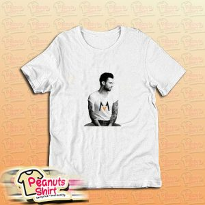 Adam Levine Maroon 5 T-Shirt