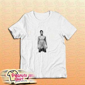 Adam Levine Naked T-Shirt