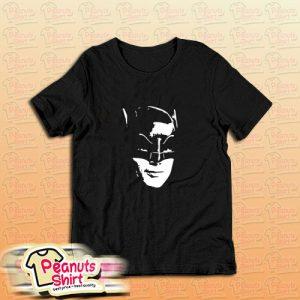 Adam West In Costume Batman T-Shirt