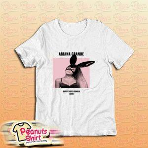 Ariana Grande Dangerous Woman Tour Date T-Shirt