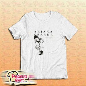 Ariana Grande Honeymoon Tour T-Shirt
