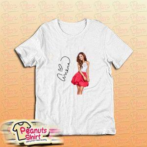 Ariana Grande Signature Hairstyle T-Shirt