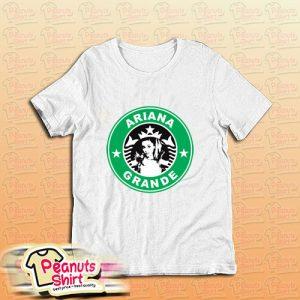 Ariana Grande Starbucks T-Shirt