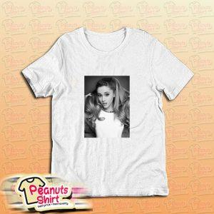 Ariana Grande Style T-Shirt