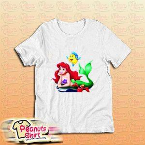 Ariel Little Mermaid T-Shirt