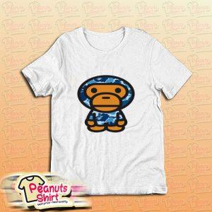 Baby Milo Bape Camo T-Shirt