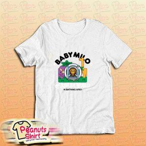 Baby Milo Bape X Jurassic World T-Shirt