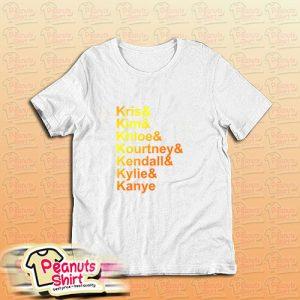 Kadarsian Family T-Shirt