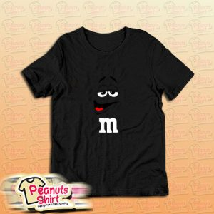M And M Big Face Costume T-Shirt