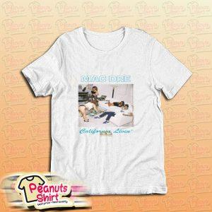 Mac Dre California Livin T-Shirt