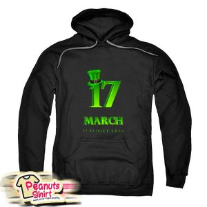 17 March St Patricks Day Hoodie