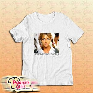 Baby One More Time Britney Spears T-Shirt