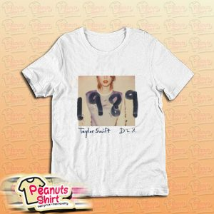 Taylor Swift 1989 Cover T-Shirt