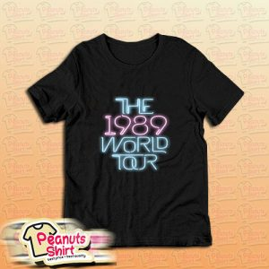 Taylor Swift Png 1989 File The 1989 World Tour Logo T-Shirt