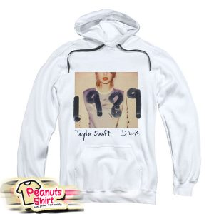 Taylor Swift 1989 Cover Hoodie