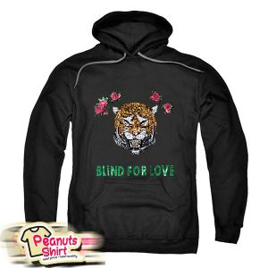 Taylor Swift Blind For Love Tiger Hoodie
