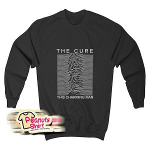 The Cure This Charming Man Sweatshirt