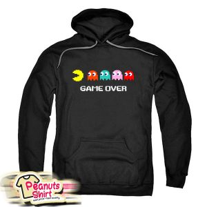 Pacman Game Over Hoodie