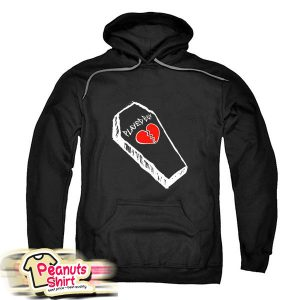 Played Boy Coffin Hoodie