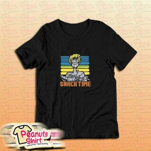 Scooby Doo Shaggy Snack Time T-Shirt