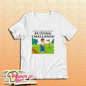 Lee Carvallos Putting Challenge T-Shirt
